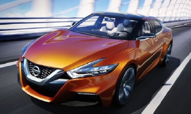 Nissan maxima wiki