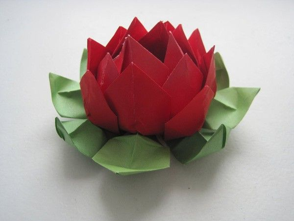 40 Origami Flowers You Can Do Lotus Flower Origami And Flower