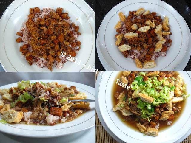 Nasi Bakmoy Resep Makanan Resep Masakan Resep