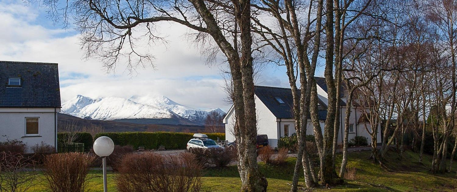 Kinchellie Croft Self Catering Roy Bridge Inverness Shire Scotland Accepts Dogs