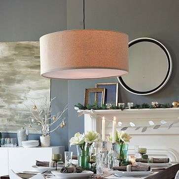 West Elm Pendant Lamp 149 Also Like The Colors In Room