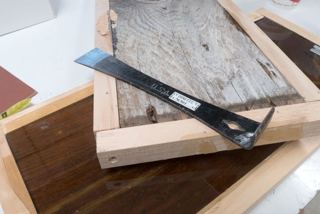 Very Good Tutorial For Wood Grain Mold To Make Concrete Pavers