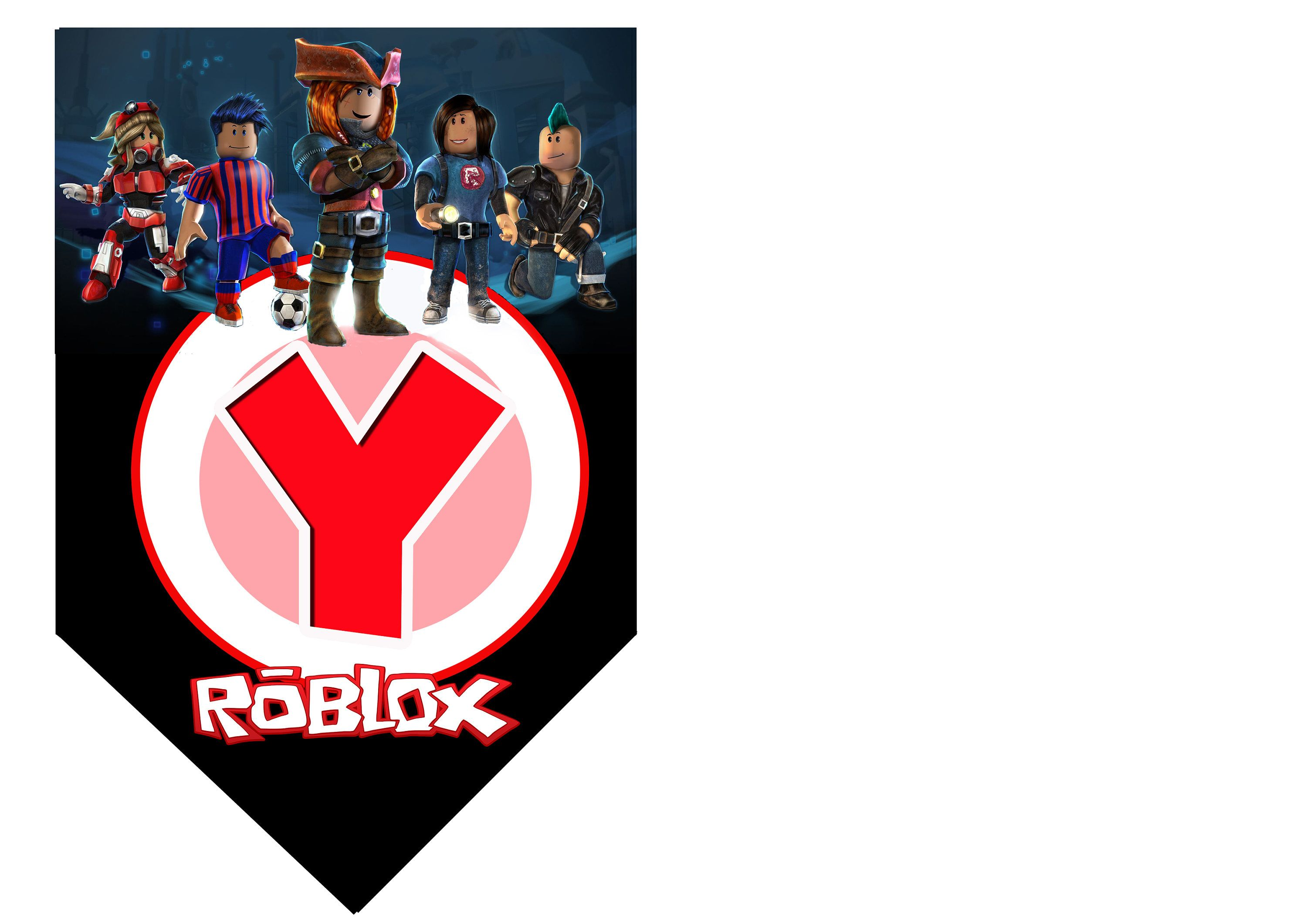 Roblox Banner Robloxroblox Birthdayroblox Partyroblox Happy Birthday Banners Banner Birthday Banner