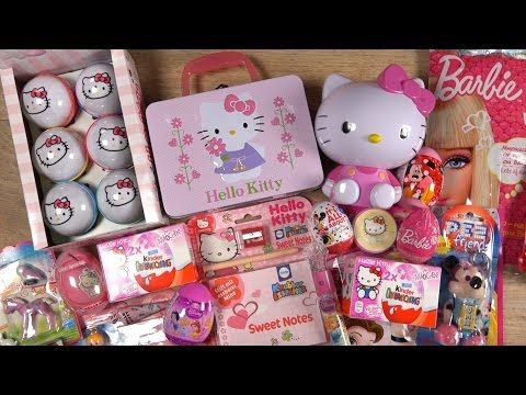 Hello Kitty Watermelon Overload Mini Doll with Surprise Pack