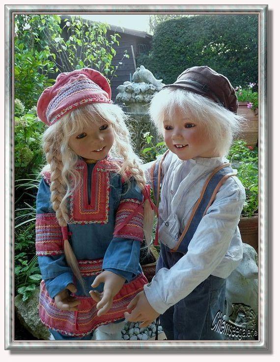 Anette Himstedt doll
