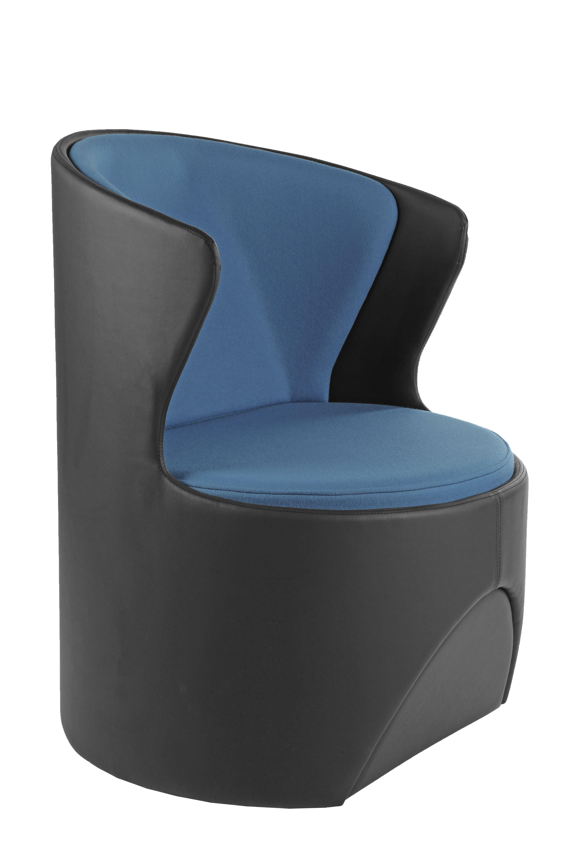 Hide drum seat soft seating hide