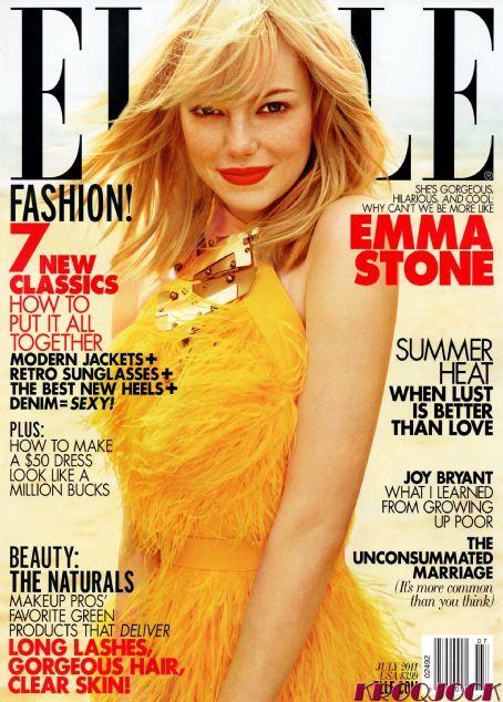 Emma Stone Magazine Cover Photos List Of Magazine Covers