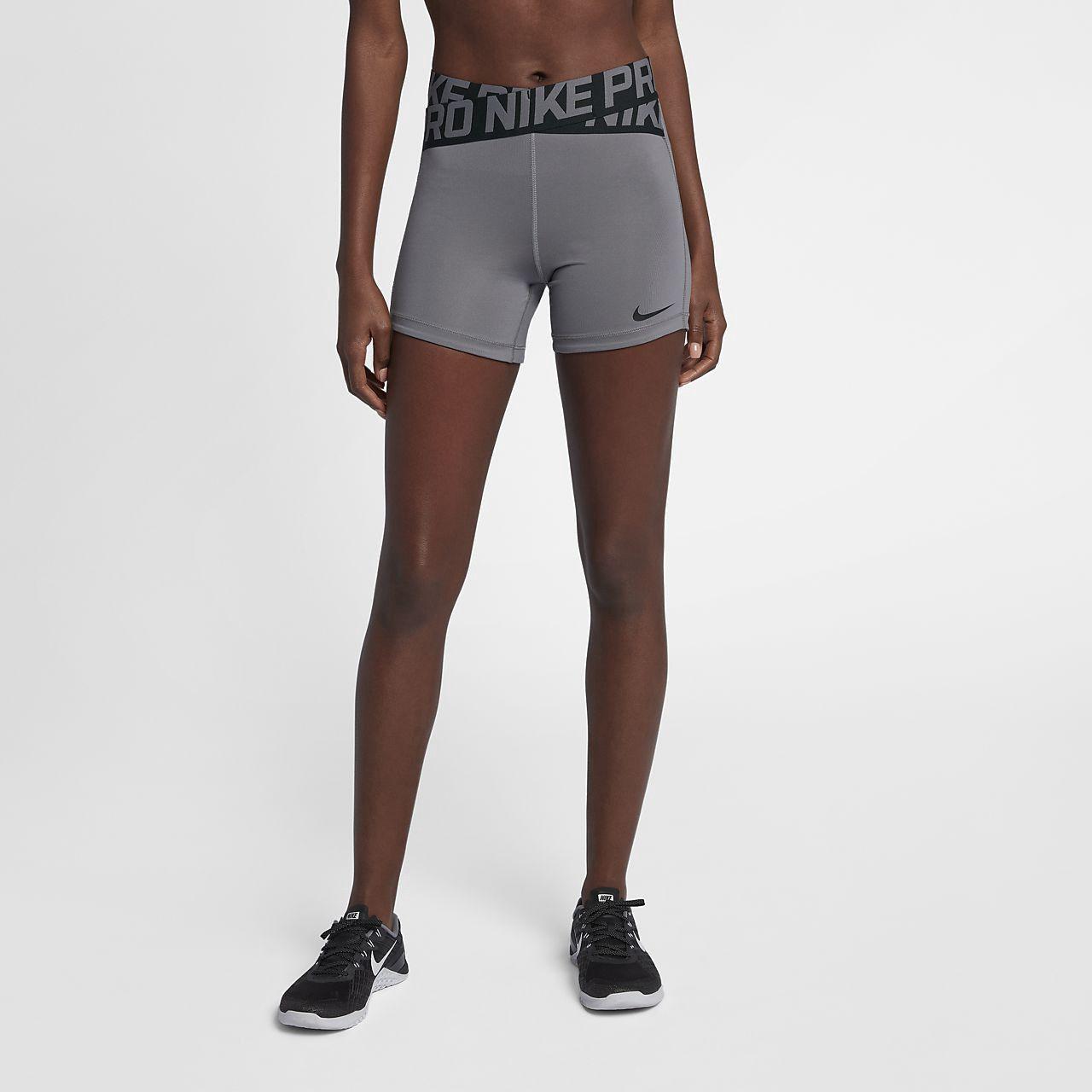 """Nike Pro Intertwist Women's 5"""" Shorts Xs (02) Nike"""