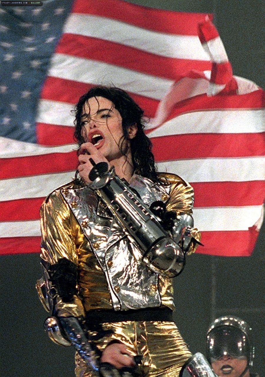 Michael Jackson - Smooth Criminal - Live Munich 1997- HD ...