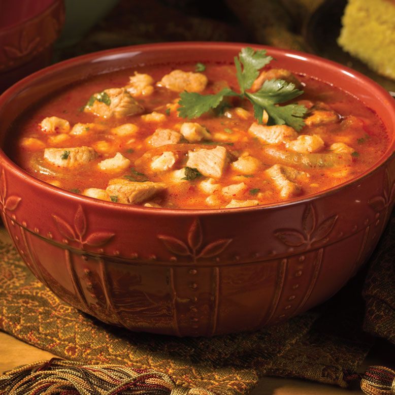 Fred Meyer - Leigh Ann Recipes - Slow cooker Pork Posole - Soups - MasterCook