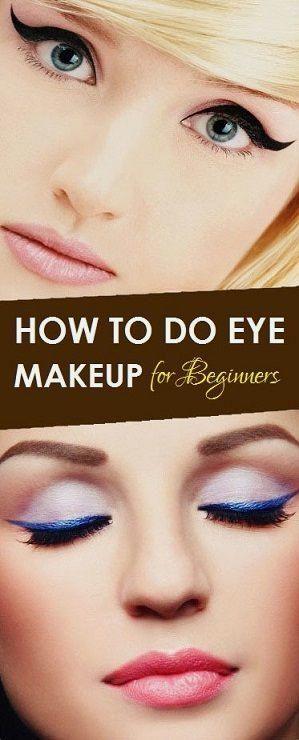 Photo of How to make eye makeup for beginners #bloemen #schminke #Schminkebloemen