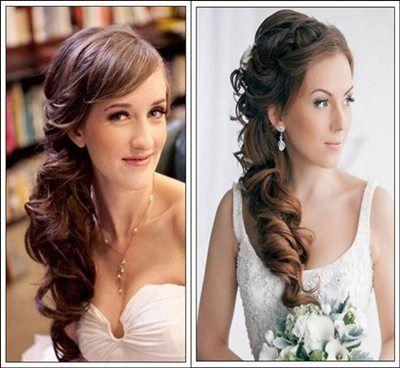 Model Rambut Untuk Pesta Pernikahan Simple Modern Gaya Rambut Rambut Pesta Pernikahan