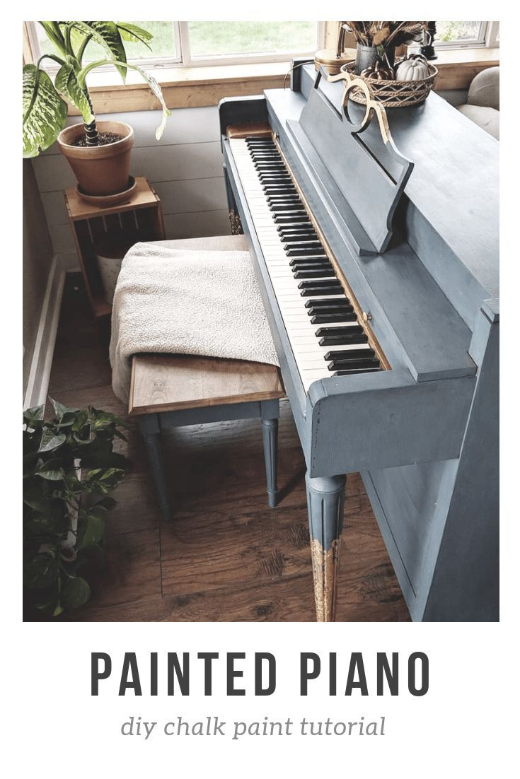 Painted Piano images