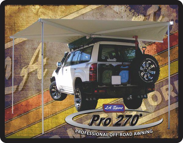 La Sport Pro Awning 270 23 M LAS PRO AWNING R