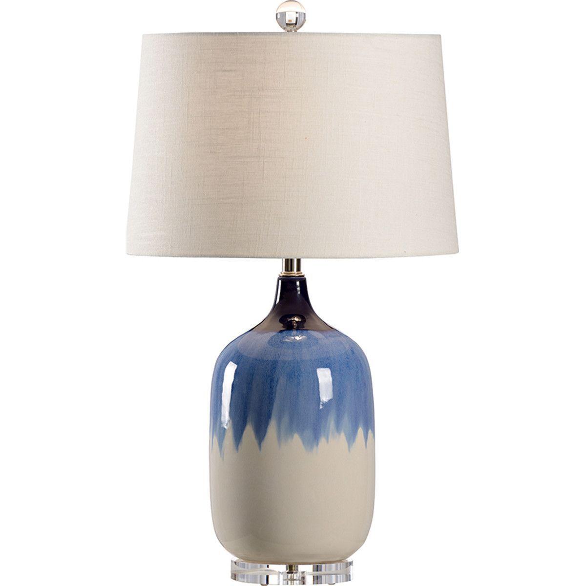 Wildwood Cascade Cobalt Lamp | Cobalt and Products