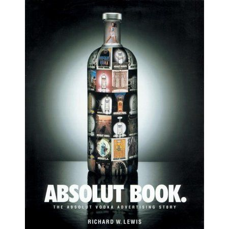 Highlighting the award-winning marketing and advertising campaign of Absolut Vodka, this art and design book features over 250 pages of magnificent bottle art and iconic ads. The absolute vodka advertising campaign has been running nonstop for fifteen years, which, in advertising, is practically forever. Industry insiders hail it as one of the most successful campaigns in the history of advertising, and the star of the ads is always the beautiful, artful, chameleon-like bottle from Sweden. The A