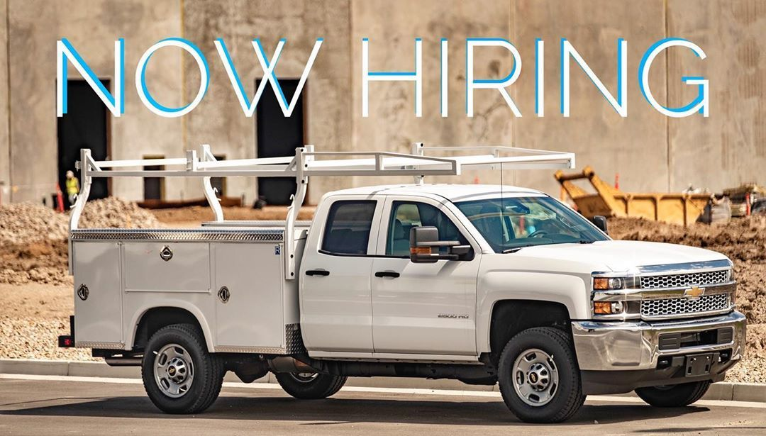 Were Hiring! Looking for career opportunities in a fast