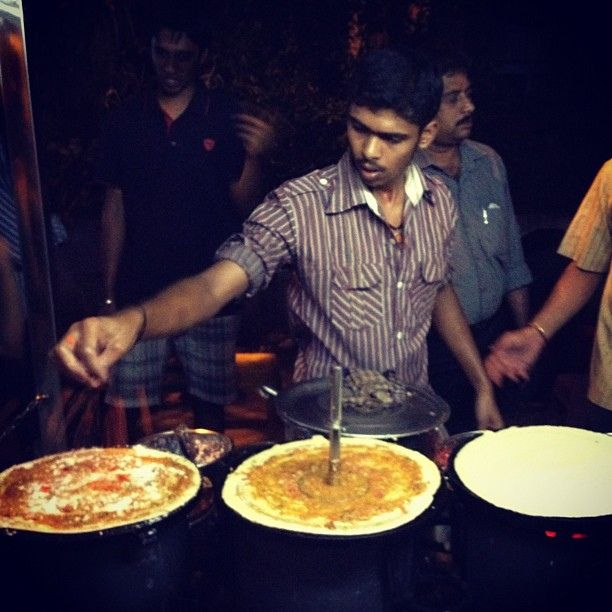 Foodstall in Bangalore, India | Flickr - Photo Sharing!