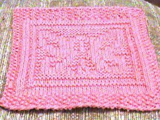 Butterfly Of Hope | Dishcloth knitting patterns, Dishcloth ...
