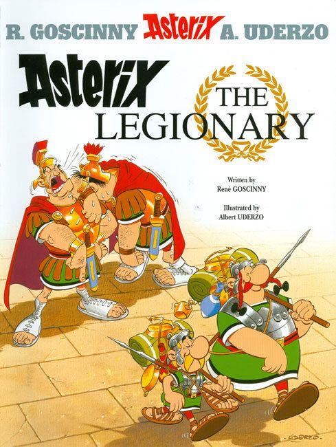 Asterix The Legionary Album 10 No Comic Paper By Graphicworld85 1 99 Books Hardcover Book Albert Uderzo