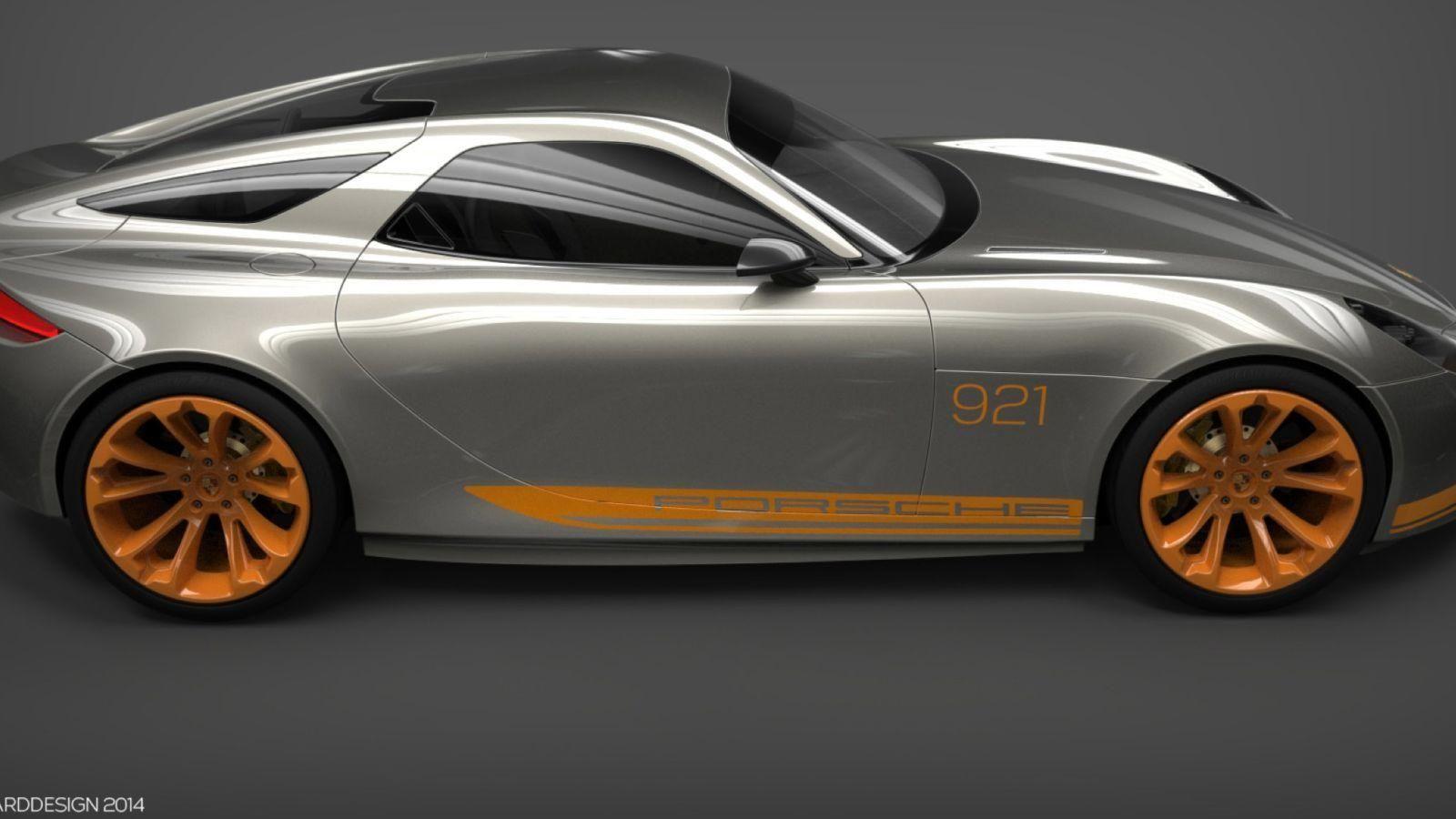 Porsche 921 Vision Concept News, Videos, Reviews And ...