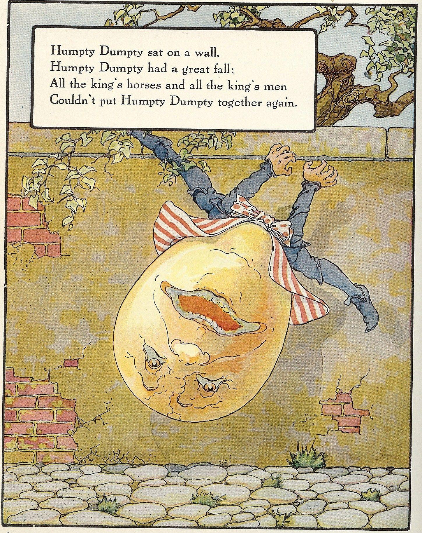 Humpty Dumpty\
