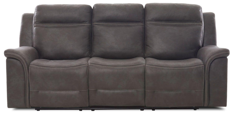 Huxley Reclining Sofa - FrontRoom Furnishings | Reclining ...
