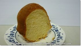 kitchen flavours: Cold Oven Cream Cheese Pound Cake : Free and Easy Bake-Along #38