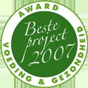 Beste project voeding en gezondheid 2007