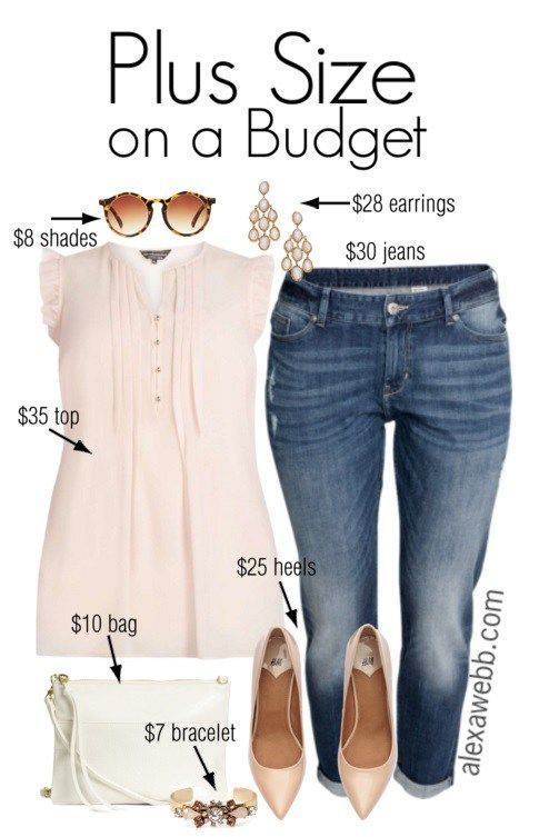 Plus Size On A Budget - Pastel Outfit | Plus Size Fashion | Pinterest | Clothes Curvy Girl ...