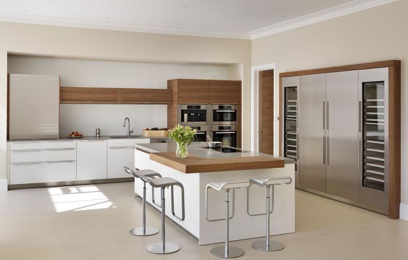 Light, spacious, airy #kitchen - LOVELY | Designer Kitchens ...