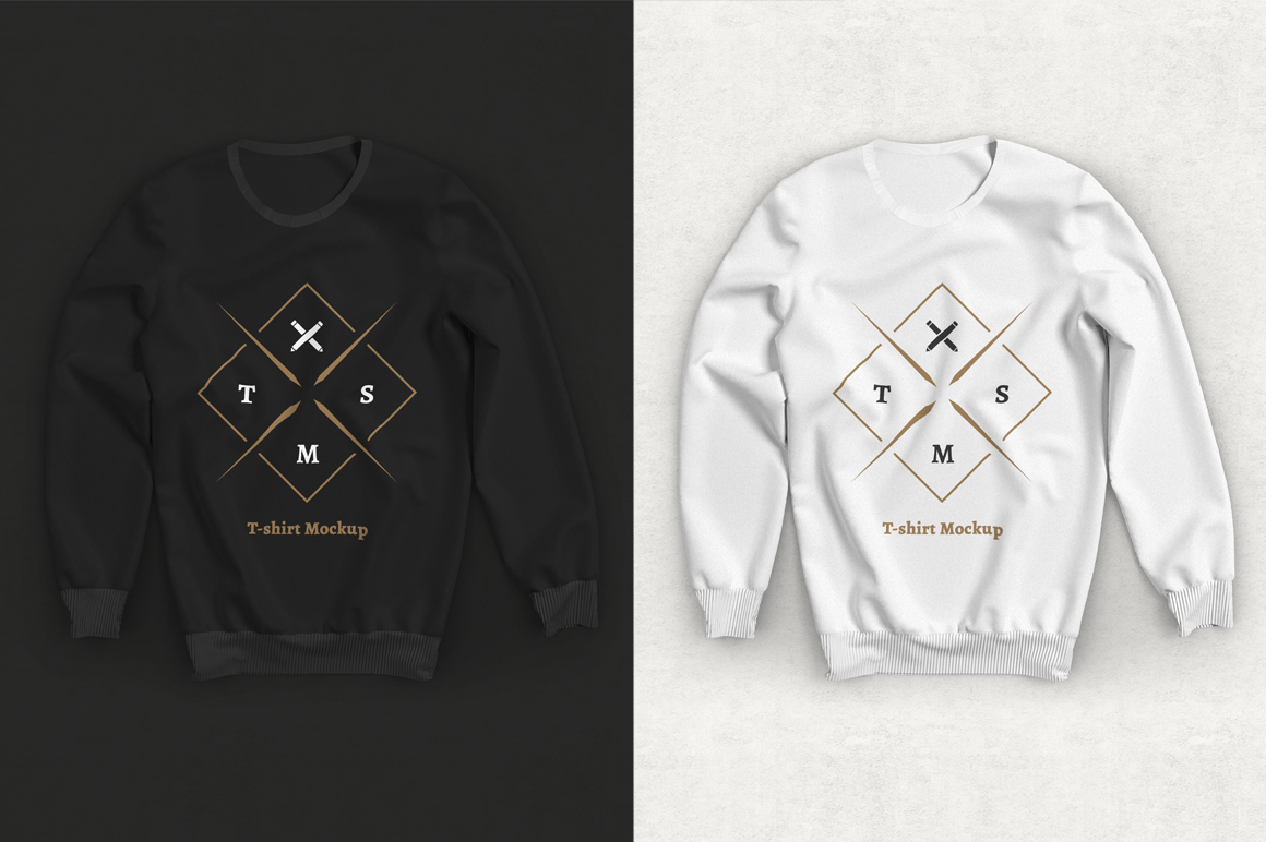 Download Free Long Sleeve T Shirt Mockup On Behance Tshirt Mockup Shirt Mockup Long Sleeve Tshirt