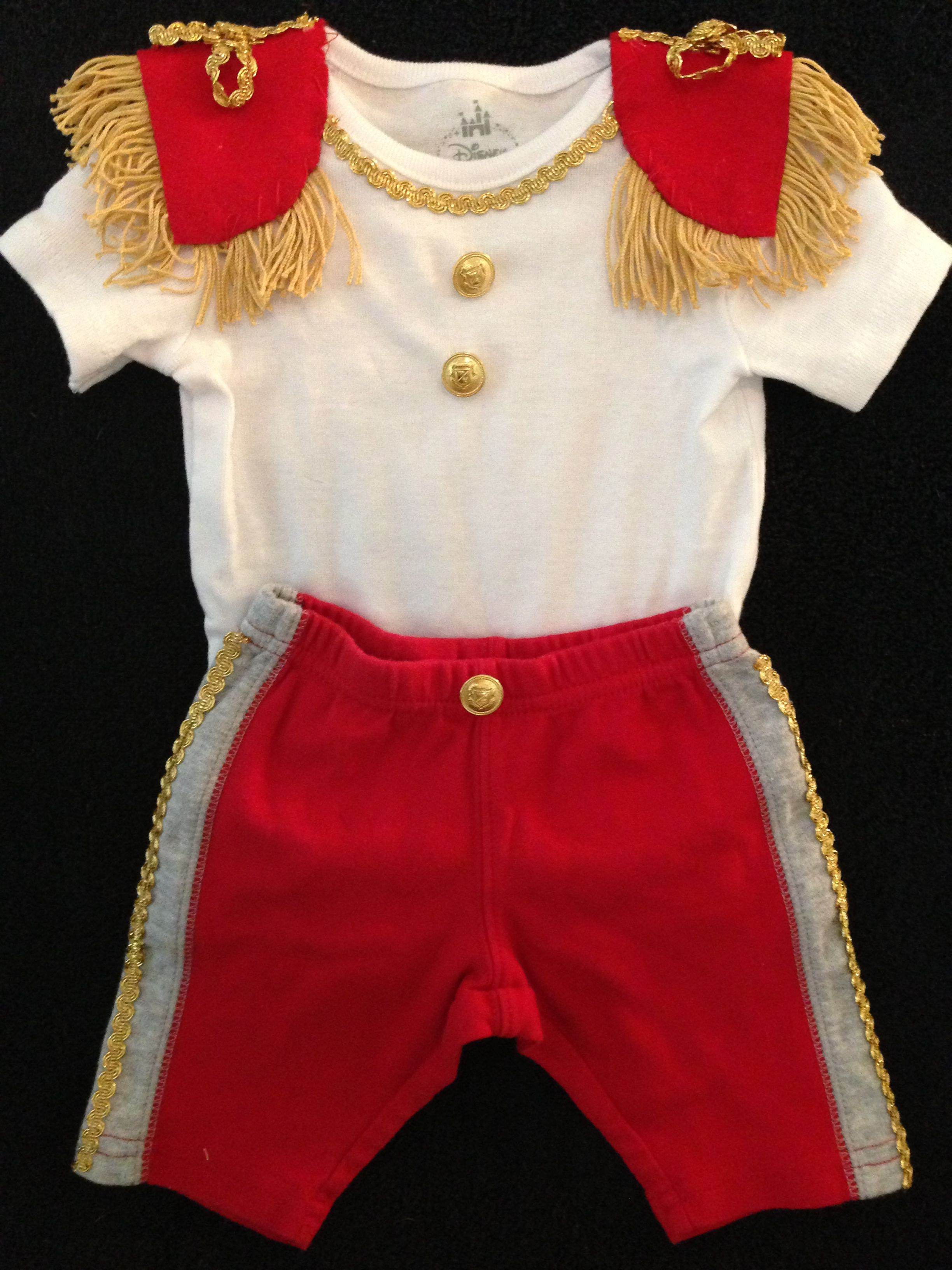 I made this Prince Charming costume for my 3 month old son. Lot of work but well worth it! So cute! & I made this Prince Charming costume for my 3 month old son. Lot of ...