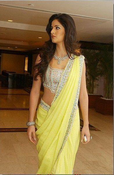 Lovely Images Of Katrina Kaif In Saree 009 Jpg Jpg 393 604 Bollywood Fashion Indian Celebrities Katrina Kaif