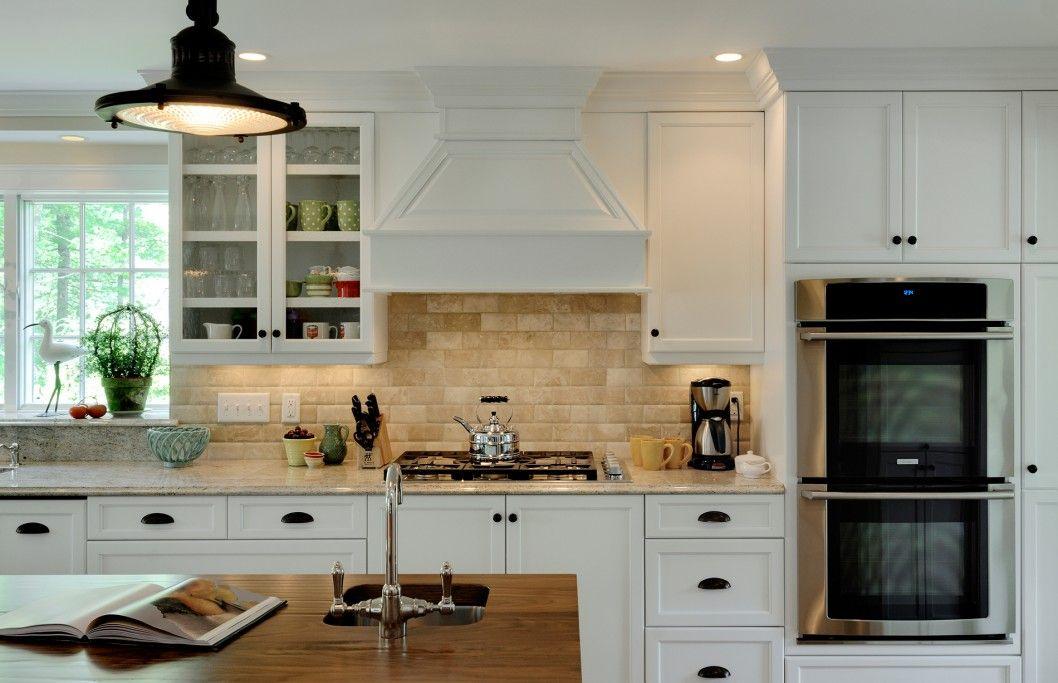 Lovely Maine kitchen | Bowley Builders | Kitchen, Kitchen ...