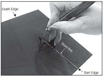 How to cut glass instructions