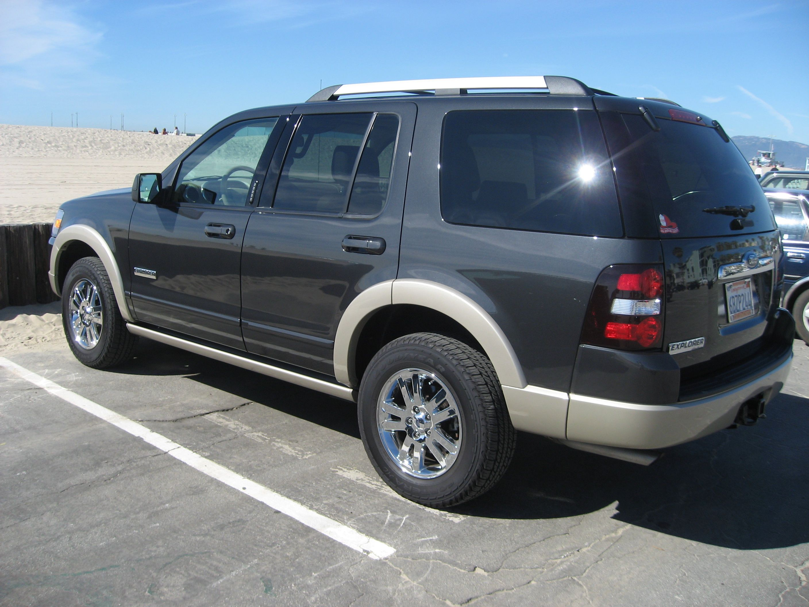 2007 Ford Explorer Eddie Bauer Edition there is one at carmax in