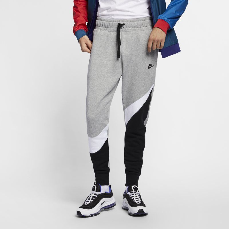Nike Sportswear Men's French Terry Trousers Black