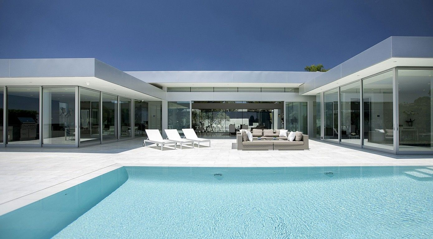 Modern luxurious residence designed by McClean Design, situated in ...