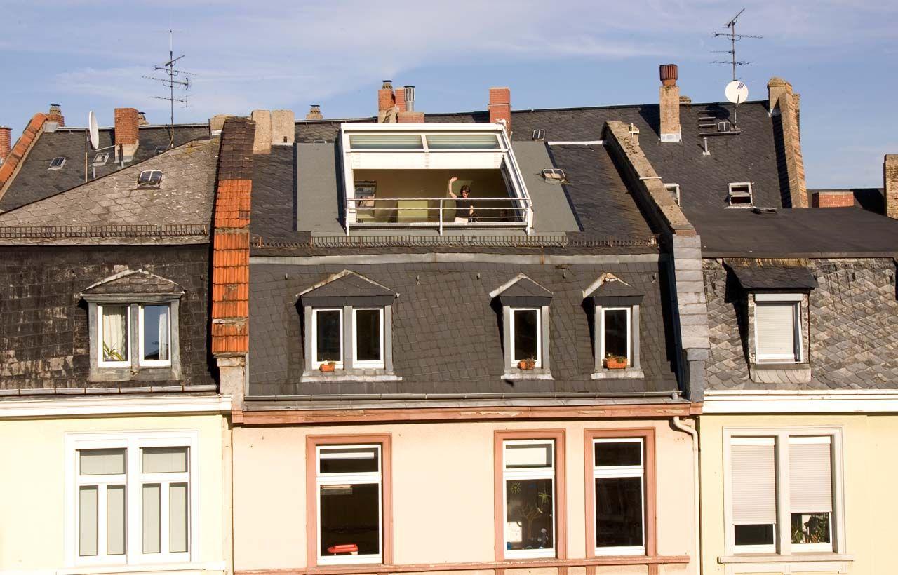 Loft Conversion - Roof sliding window OpenAir - DSF_Openair ...