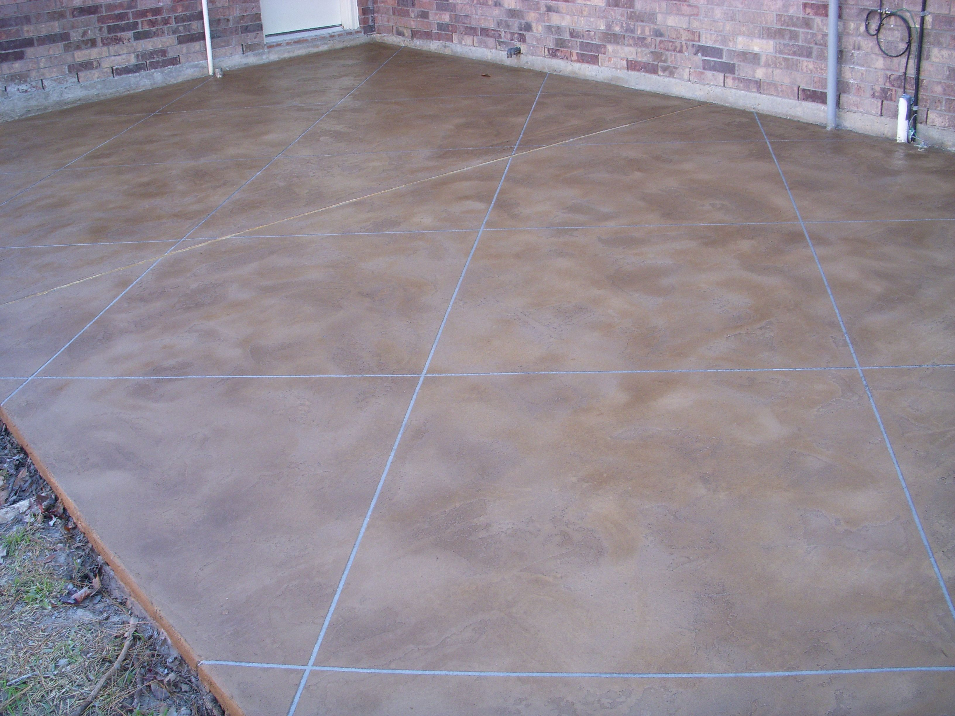 driveway painting concrete refinishing designs ideas florida patios patio