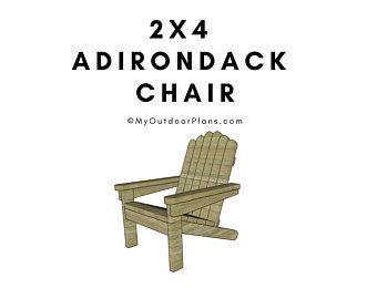 Adirondack Beach Chair Plans Portable 2 Piece 2 Position Etsy Adirondack Chair Modern Adirondack Chair Chair Plans