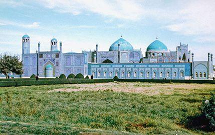 Img13376md Rowze-i Sharif in Mazar-e Sharif, Afghanistan