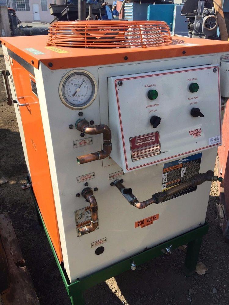 SCHREIBER MODEL 150AC 1.5 TON AIR COOLED CHILLER