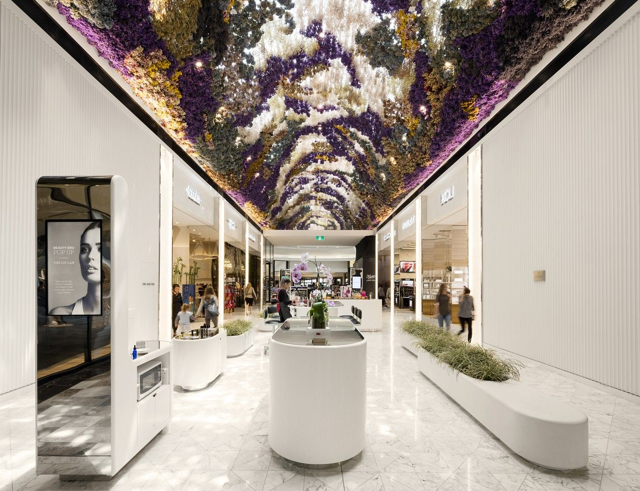 Eastland Town Centre Shopping Mall Interior Mix Use Building
