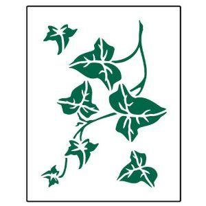 Ivy Stencil