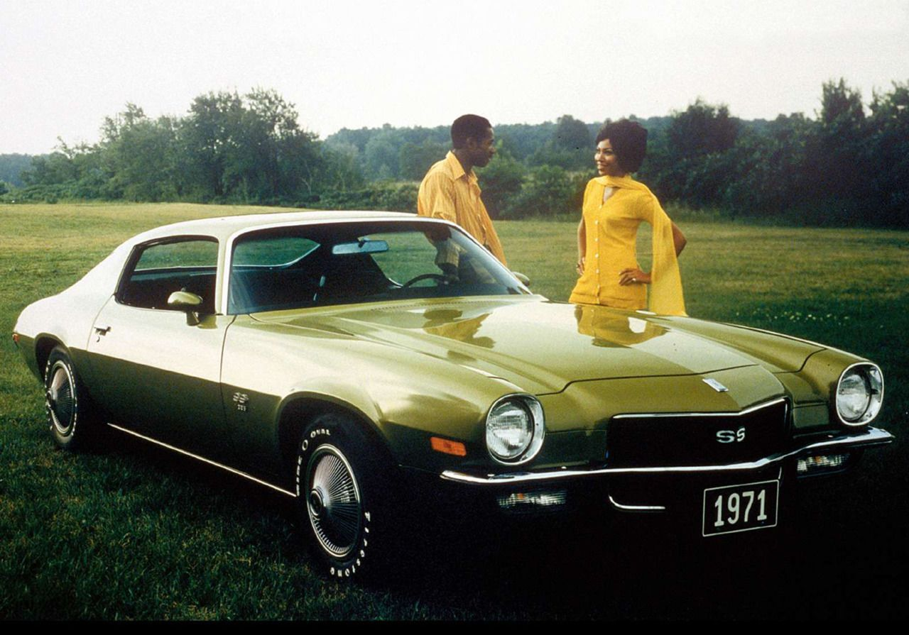 1971 Camaro. | 1960\'s & 1970\'s. The Best Decades Ever! | Pinterest ...