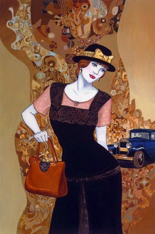 """by Helene Lam - Board """"Art - Helene Lam"""" -"""