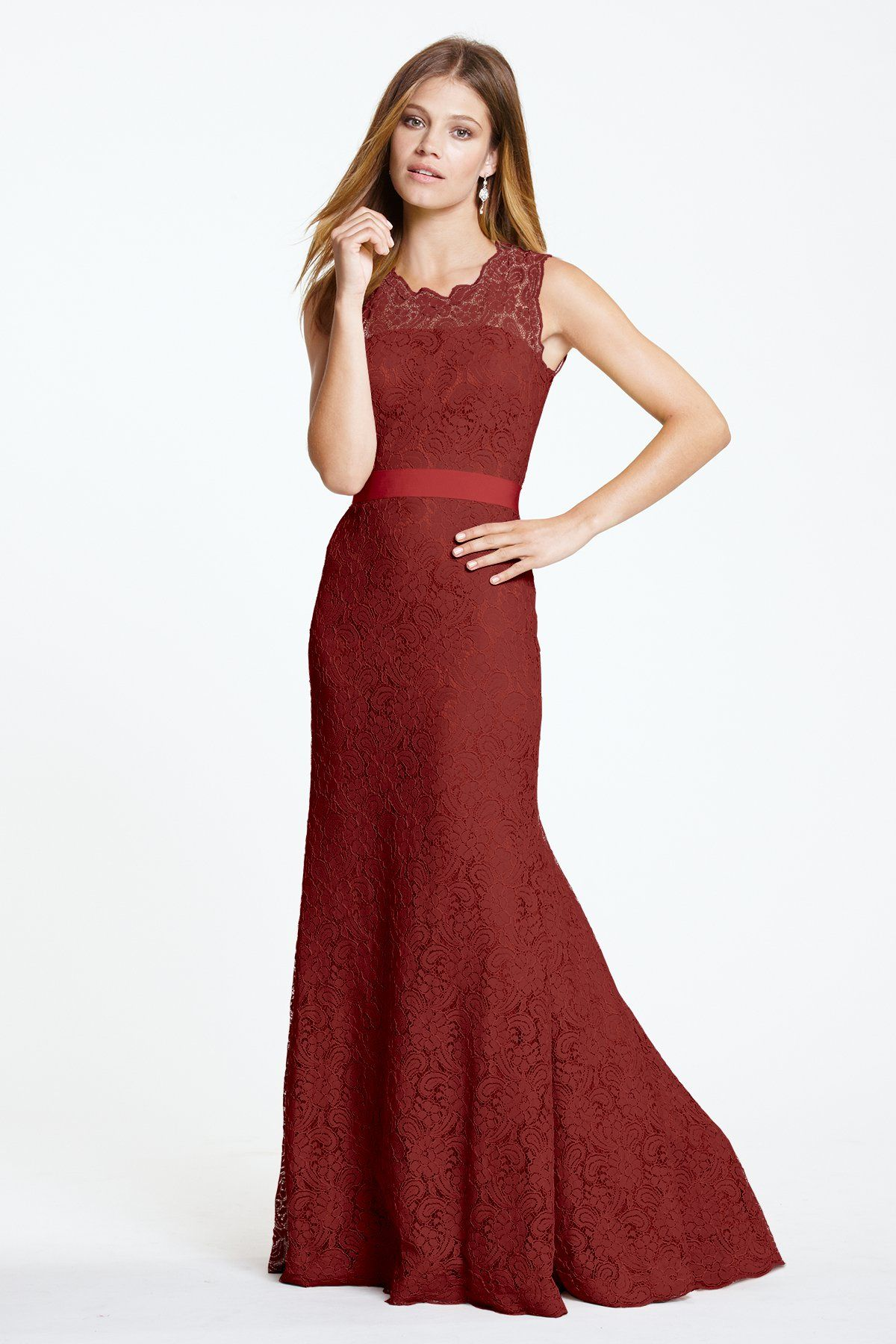 Watters andrea bridesmaid dress burgundy cinnamon and cherry watters andrea bridesmaid dress burgundy cinnamon and cherry ombrellifo Images