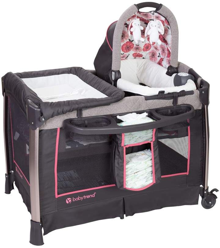 Baby Trend Go Lite Elx Nursery Center Baby Playpen Baby